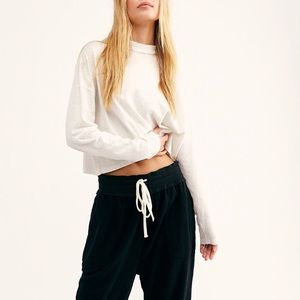 Free People Slouch Jogger